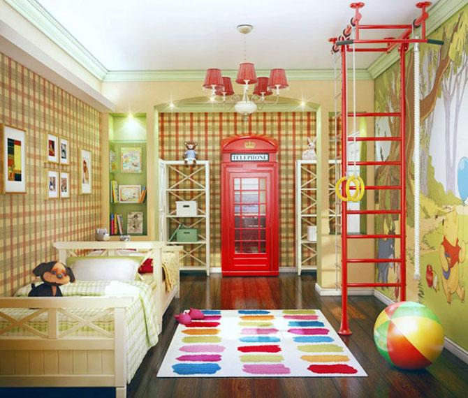 8 idei de dormitor pentru copii - Poza 2