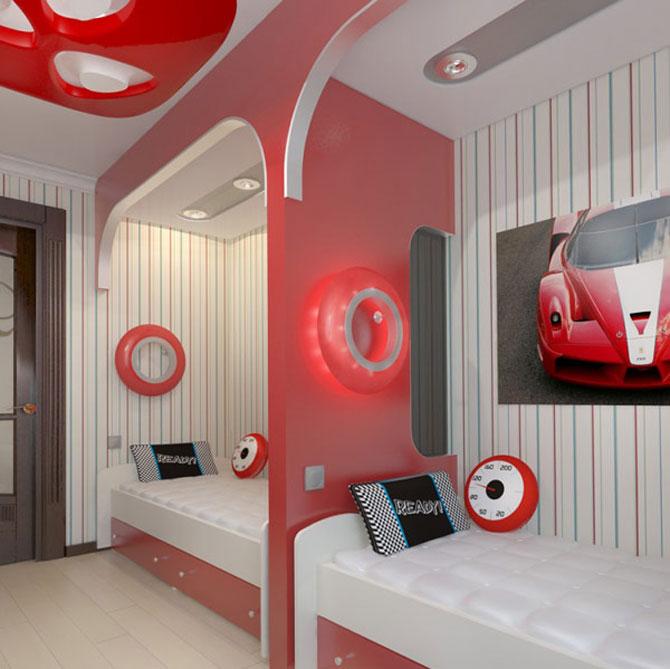 8 idei de dormitor pentru copii - Poza 7