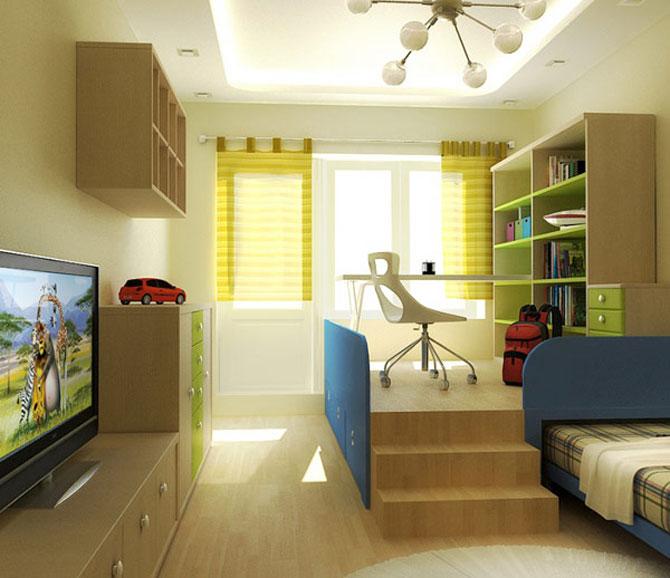 8 idei de dormitor pentru copii - Poza 8