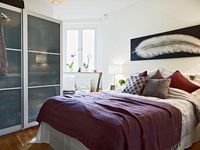 10 idei super-creative pentru dormitoare super-mici - Poza 4