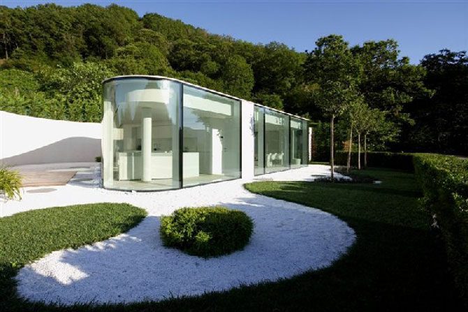 10 locuinte in stil minimalist - Poza 1