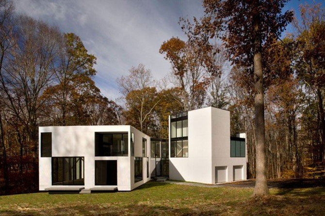10 locuinte in stil minimalist - Poza 6