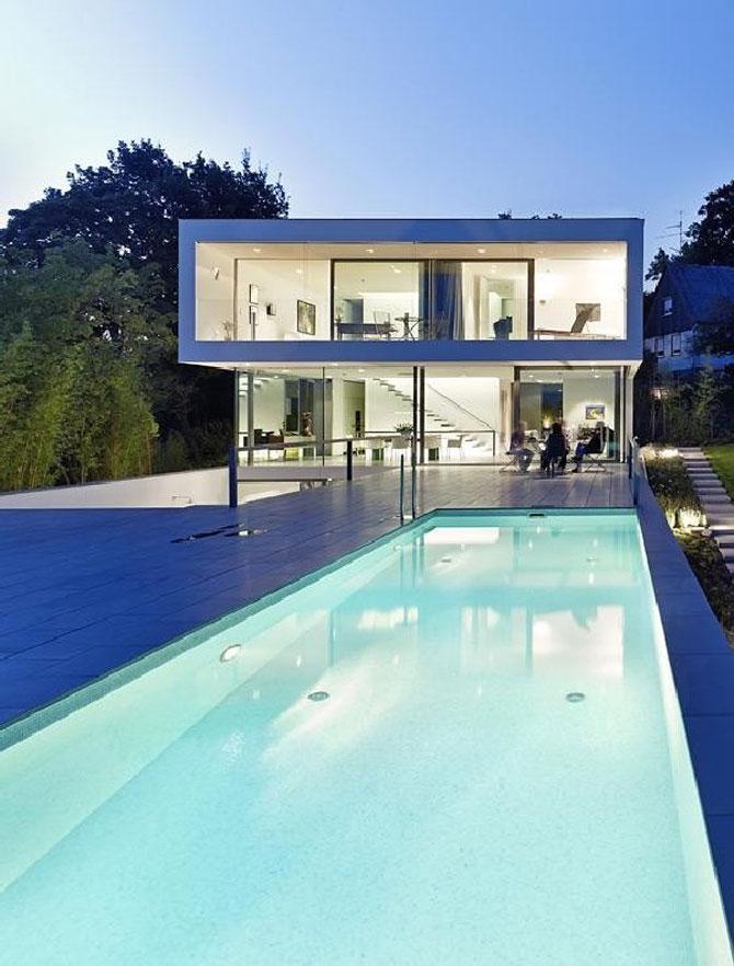10 locuinte in stil minimalist - Poza 8