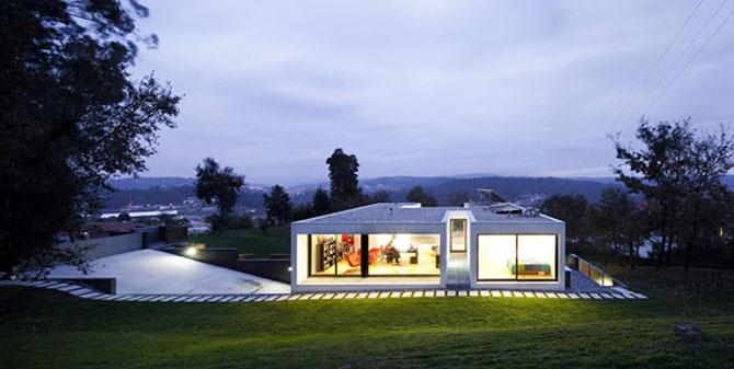 10 locuinte in stil minimalist - Poza 9