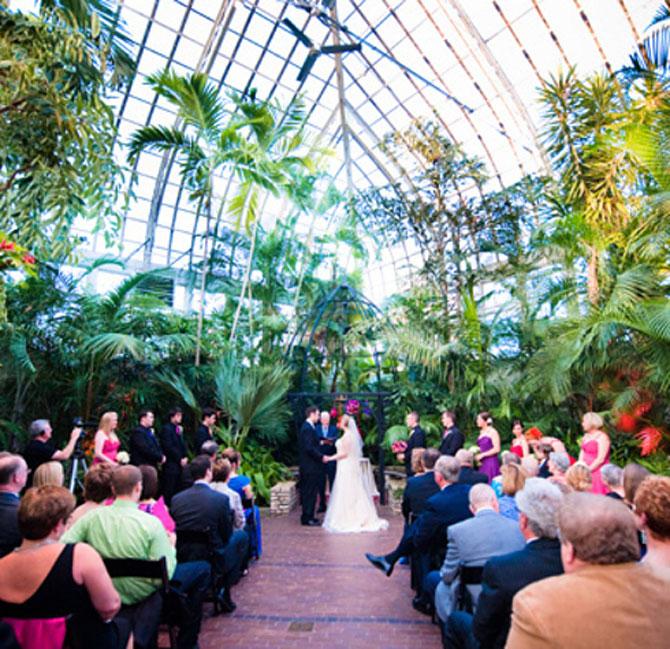 10 locuri inedite pentru nunti din S.U.A. - Poza 4