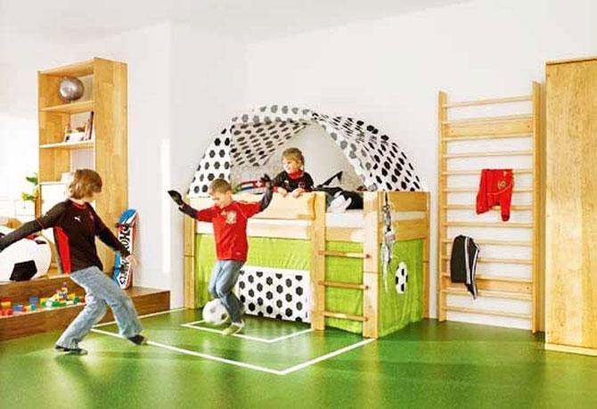 Camera de vis pentru copii in 10 obiecte - Poza 2