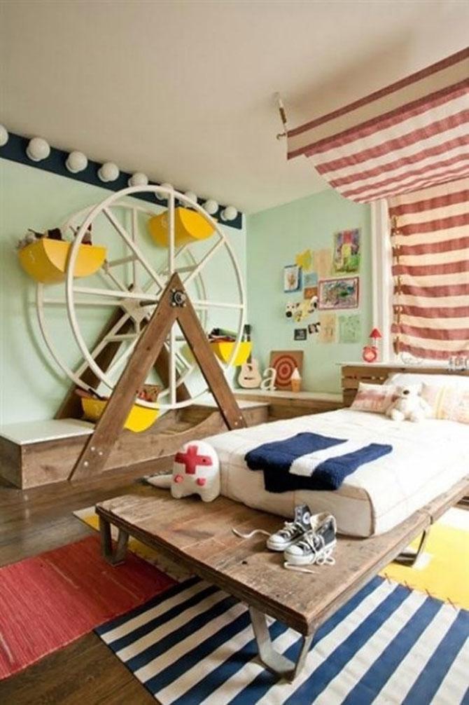 Camera de vis pentru copii in 10 obiecte - Poza 3