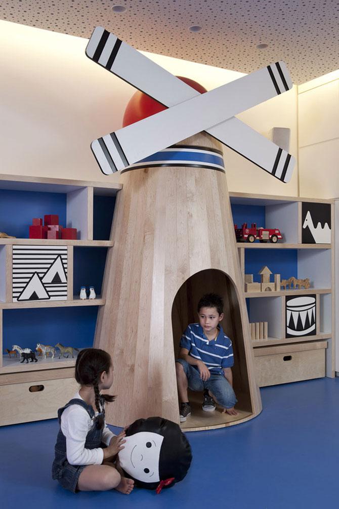 Camera de vis pentru copii in 10 obiecte - Poza 5