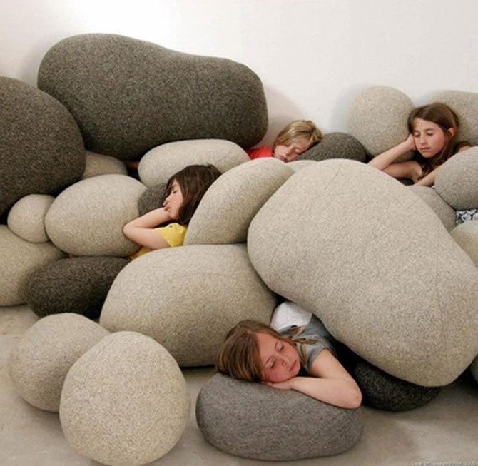 Camera de vis pentru copii in 10 obiecte - Poza 7