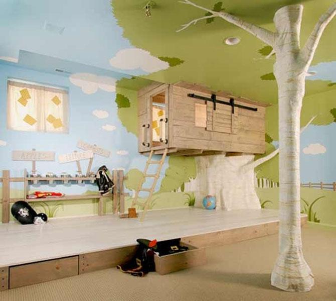 Camera de vis pentru copii in 10 obiecte - Poza 8