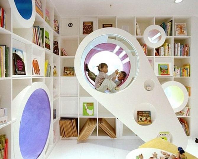 Camera de vis pentru copii in 10 obiecte - Poza 9