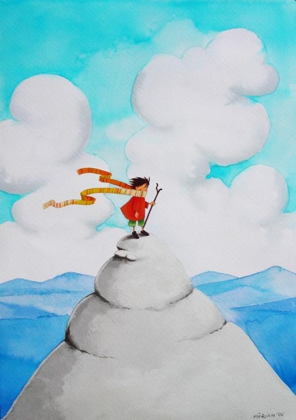 40 de desene grozave: Mariam Ben-Arab - Poza 11