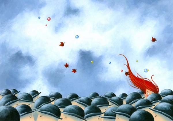 40 de desene grozave: Mariam Ben-Arab - Poza 9