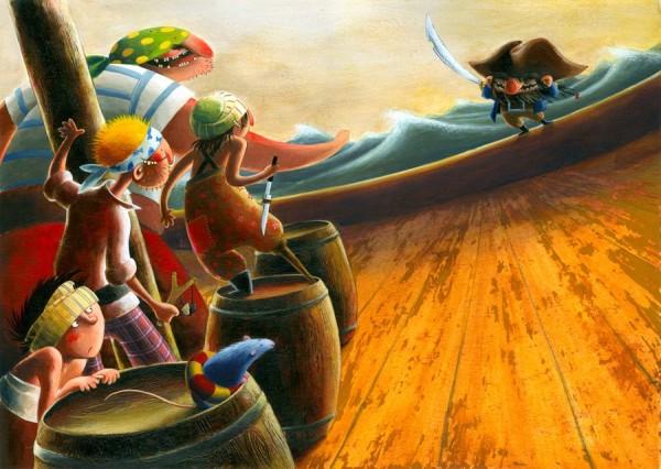 40 de desene grozave: Mariam Ben-Arab - Poza 2