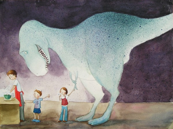 40 de desene grozave: Mariam Ben-Arab - Poza 4