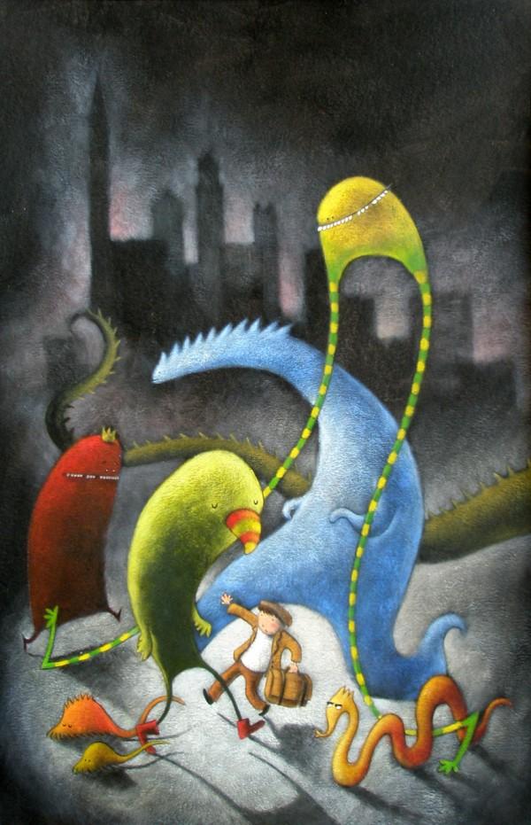 40 de desene grozave: Mariam Ben-Arab - Poza 17