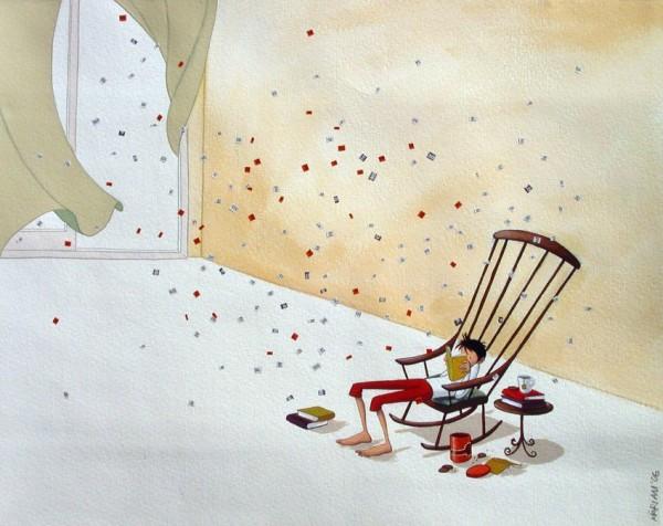 40 de desene grozave: Mariam Ben-Arab - Poza 19
