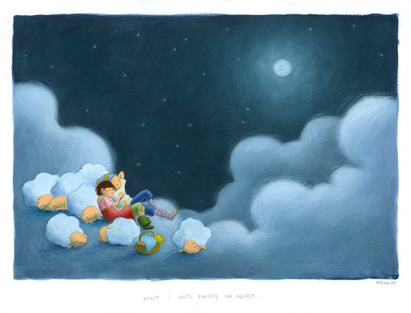 40 de desene grozave: Mariam Ben-Arab - Poza 20
