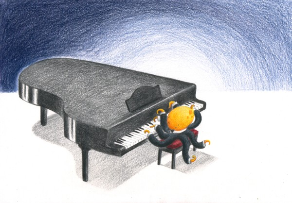 40 de desene grozave: Mariam Ben-Arab - Poza 22
