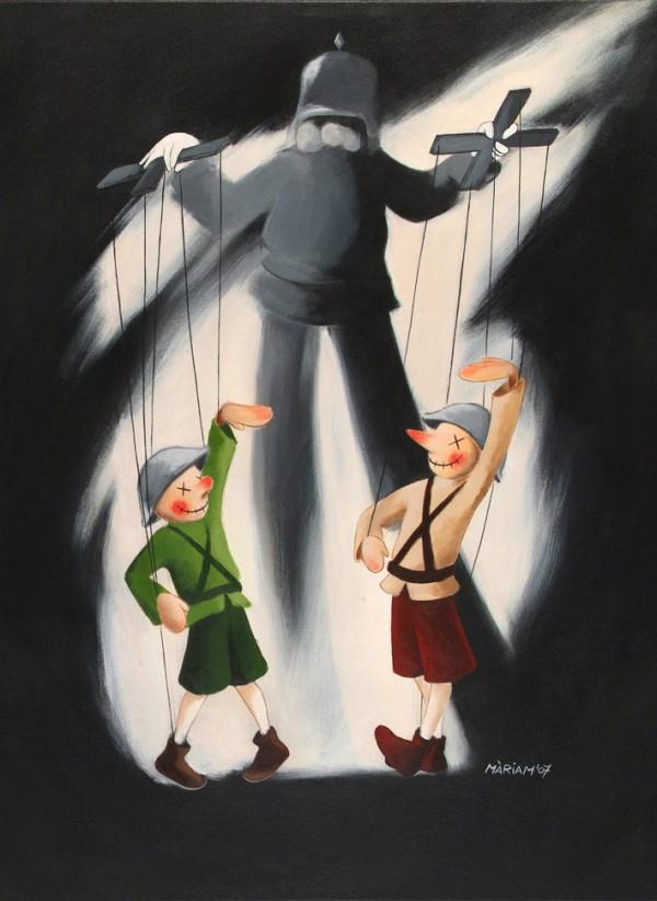 40 de desene grozave: Mariam Ben-Arab - Poza 27