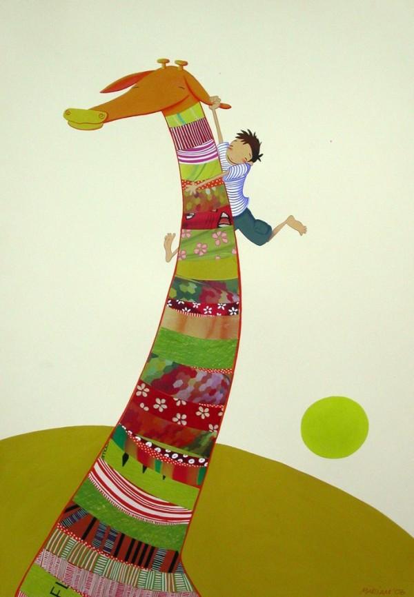40 de desene grozave: Mariam Ben-Arab - Poza 30