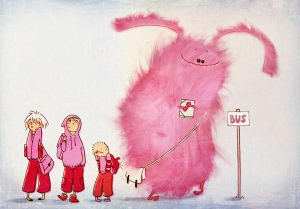 40 de desene grozave: Mariam Ben-Arab