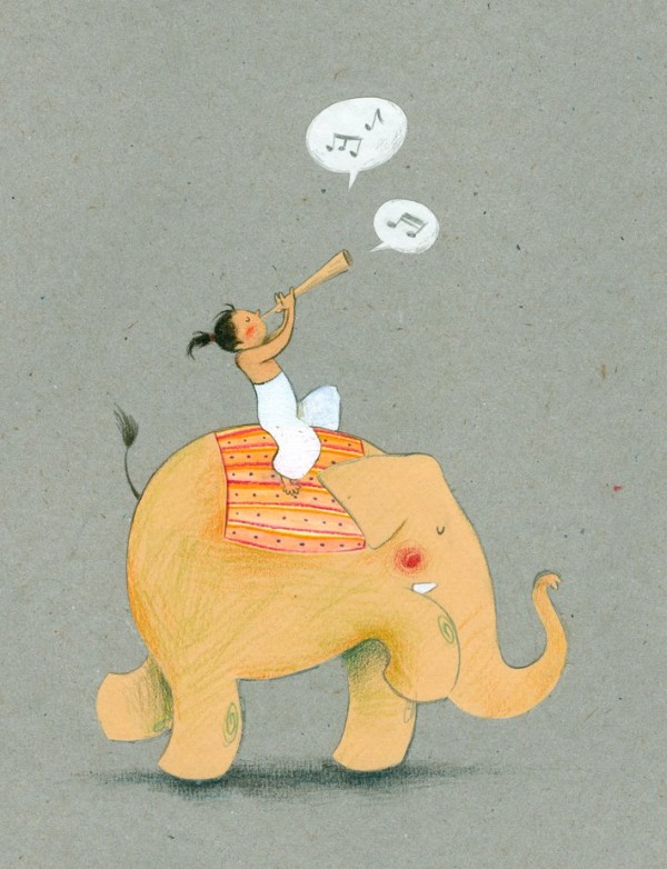 40 de desene grozave: Mariam Ben-Arab - Poza 32