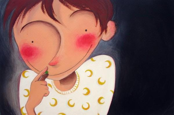 40 de desene grozave: Mariam Ben-Arab - Poza 33
