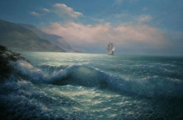 35 de picturi: Marea si corabiile - Poza 10