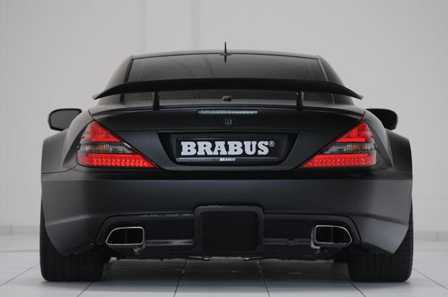 Brabus T65 RS Vanish - Poza 4