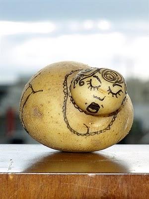 Sculptura in... cartofi! - Poza 11