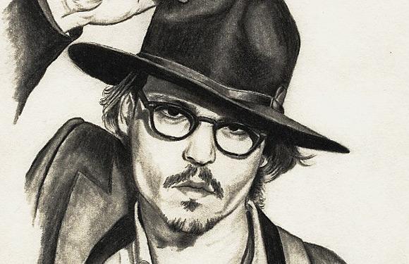 Celebritati: 40 de portrete excelente in creion - Poza 11