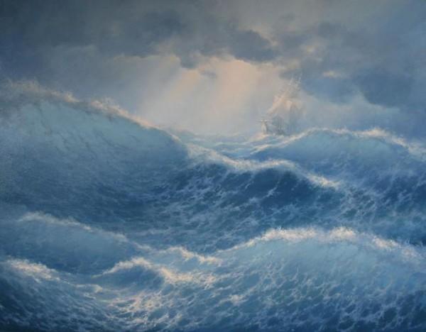 35 de picturi: Marea si corabiile - Poza 11