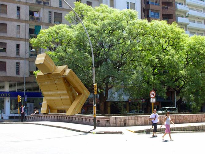 12 sculpturi care pun imaginatia la treaba - Poza 5