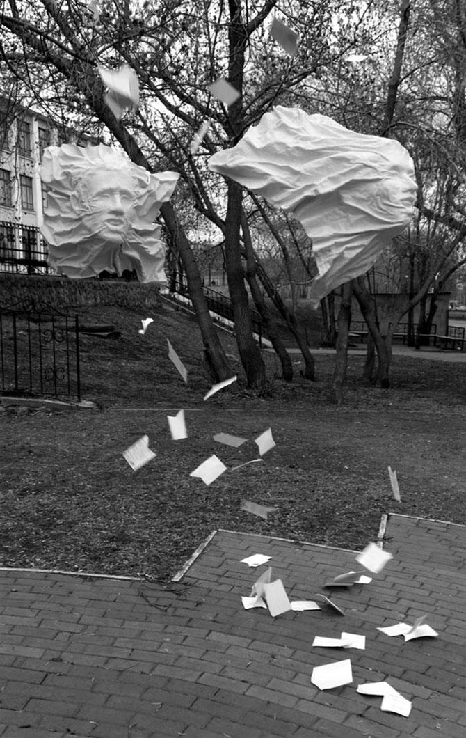 12 sculpturi care pun imaginatia la treaba - Poza 6