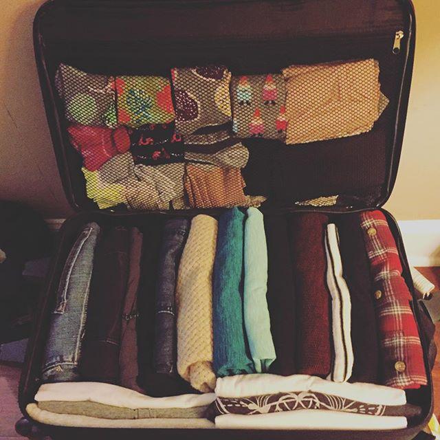 organizare bagaj