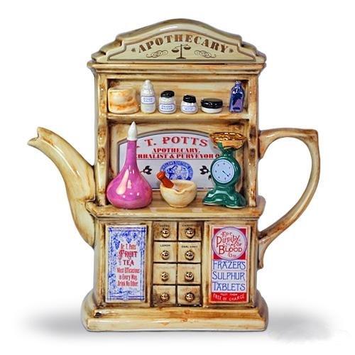 21 de ceainice trasnite - Poza 12
