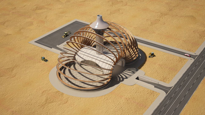 The Ark: Cladirea salvatoare - Poza 23