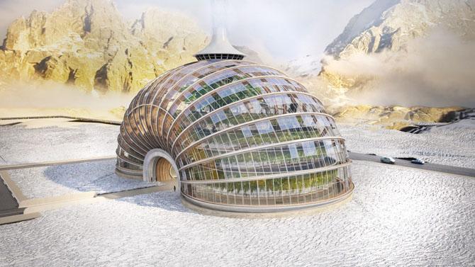 The Ark: Cladirea salvatoare - Poza 13