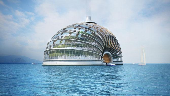 The Ark: Cladirea salvatoare - Poza 14