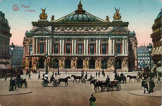 Minune arhitecturala: Opera din Paris - Poza 1
