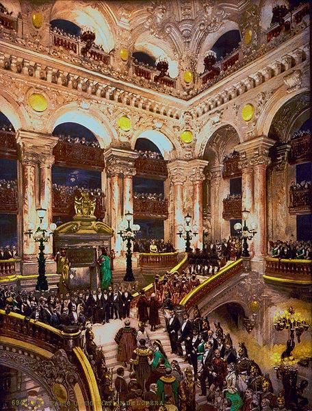 Minune arhitecturala: Opera din Paris - Poza 2