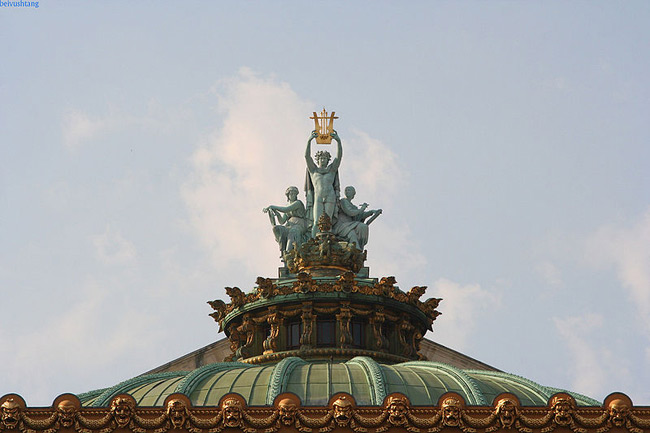Minune arhitecturala: Opera din Paris - Poza 3