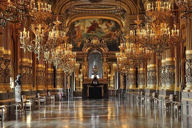 Minune arhitecturala: Opera din Paris - Poza 6