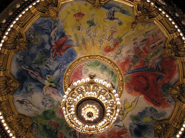 Minune arhitecturala: Opera din Paris - Poza 8