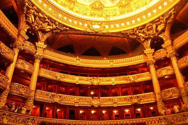 Minune arhitecturala: Opera din Paris - Poza 9