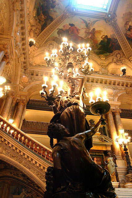 Minune arhitecturala: Opera din Paris - Poza 10