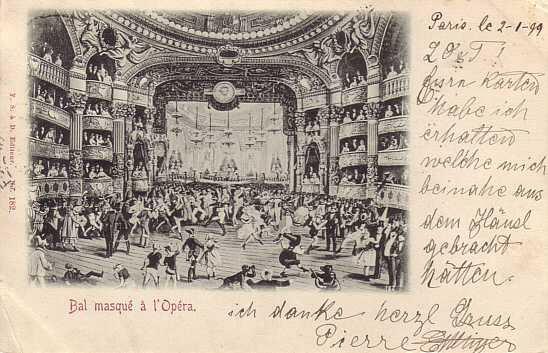 Minune arhitecturala: Opera din Paris - Poza 11