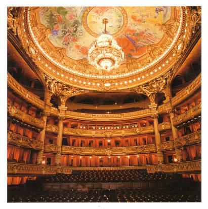 Minune arhitecturala: Opera din Paris - Poza 12