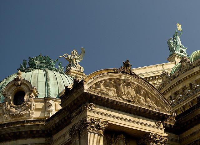 Minune arhitecturala: Opera din Paris - Poza 13